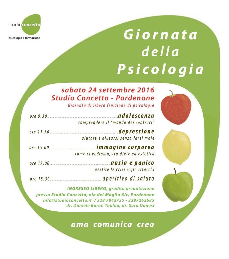 Giornata della psicologia